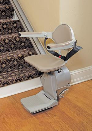 Elan Straight Rail Stairlift Model SRE-3000