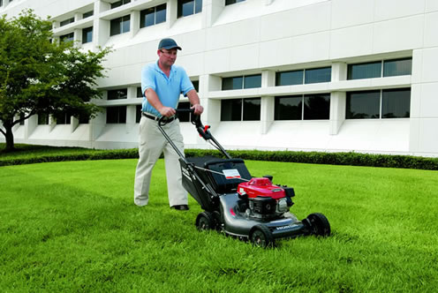 HRC216HXA Commercial Mower