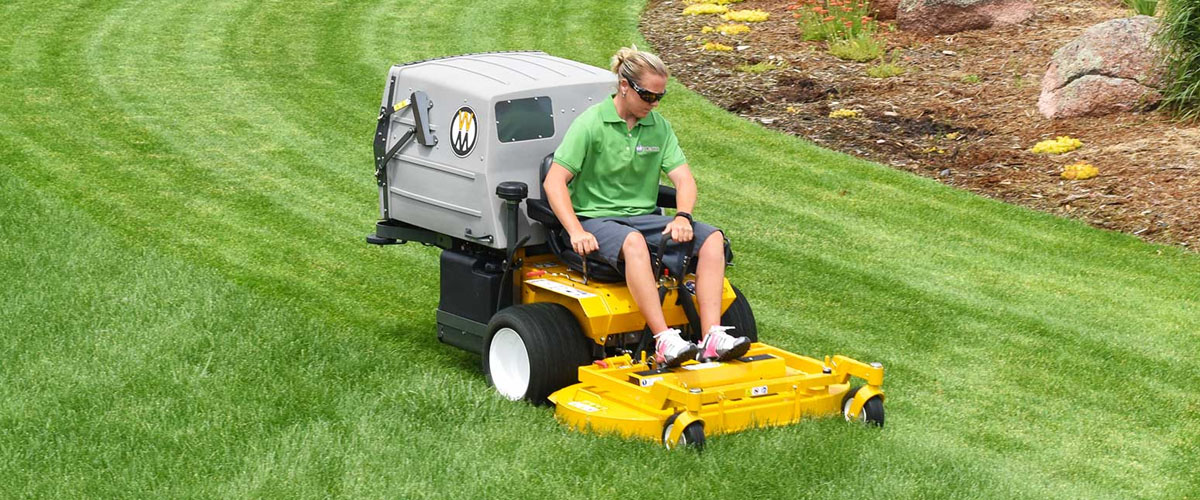 Shop Commercial Walker Mower