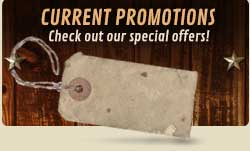 Current Promotions: Check out our special offers!