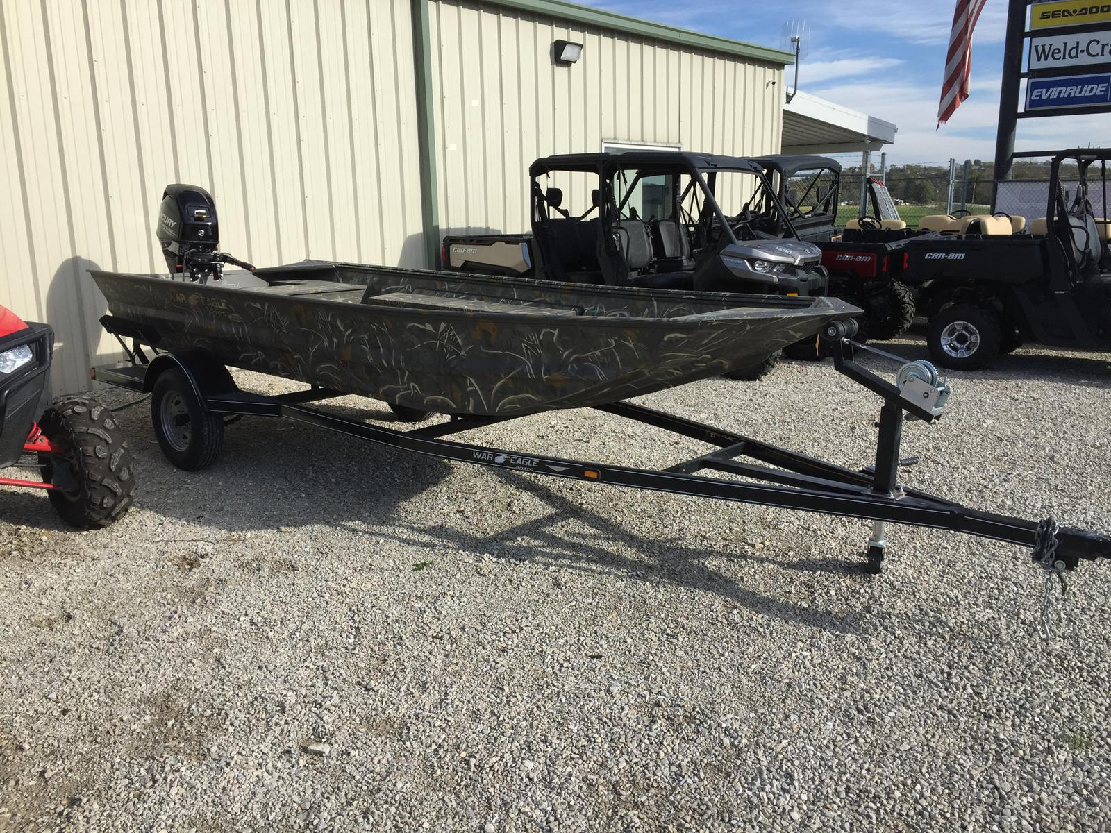 Inventory From Suzuki Marine And War Eagle Precision Water As Well Boat Trailers For Sale On Trailer Wiring 2016 Aluminum