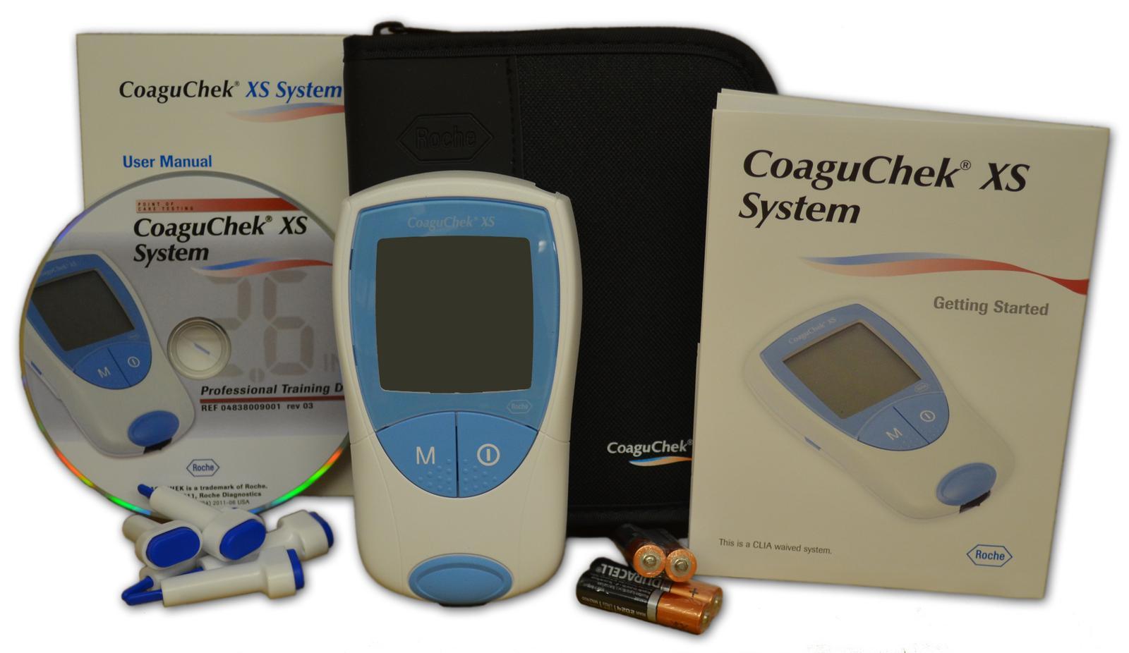 Point Of Care Testing Coaguchek Xs System Pt Inr Meter