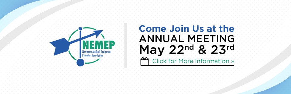 Come join us at the Annual Meeting May 22nd & 23rd. Click here for more information.