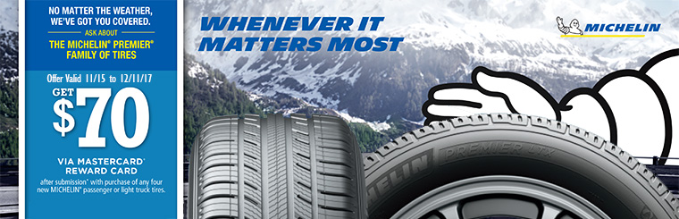 Michelin Tires Rebate - The Best Tire 2017