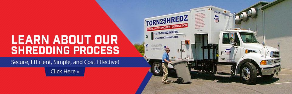 Learn About Our Shredding Process
