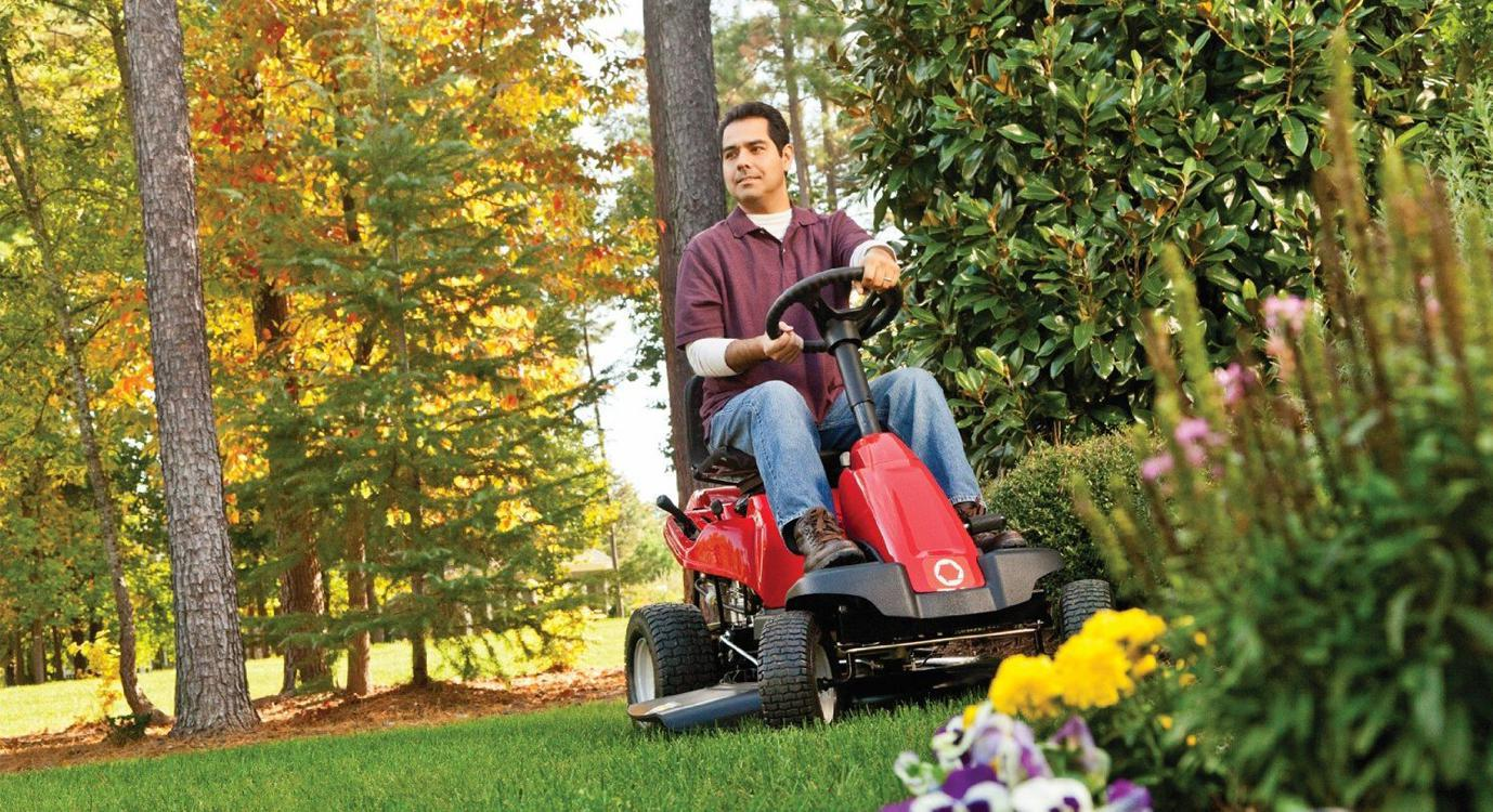 Troy-Bilt Equipment