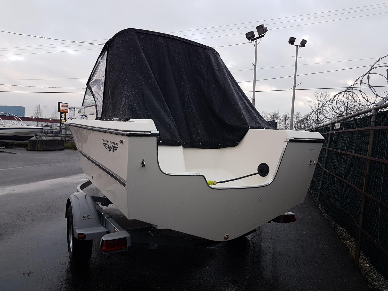 2018 Double Eagle 185 Cuddy Cabin For Sale In Langley Bc Marine As Well Boat Trailers On Trailer Wiring 4