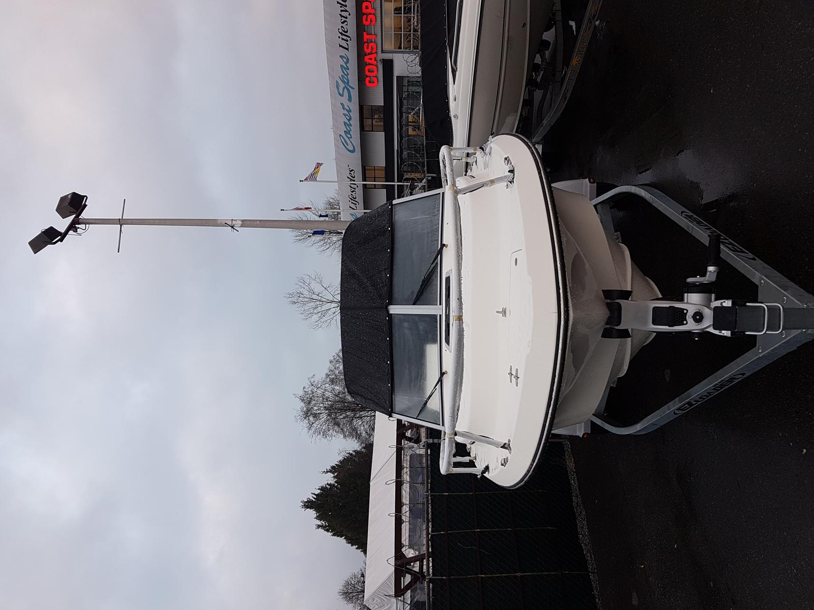 2018 Double Eagle 185 Cuddy Cabin For Sale In Langley Bc Marine As Well Boat Trailers On Trailer Wiring 6