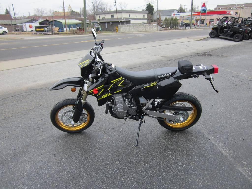 2018 Suzuki DR-Z400SM for sale in Hendersonville, NC | Dal-Kawa HPS (888)  856-3234