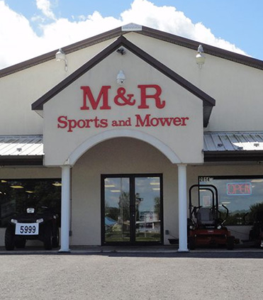 M&R Sports and Mower