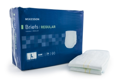 McKesson StayDry® Poly Briefs
