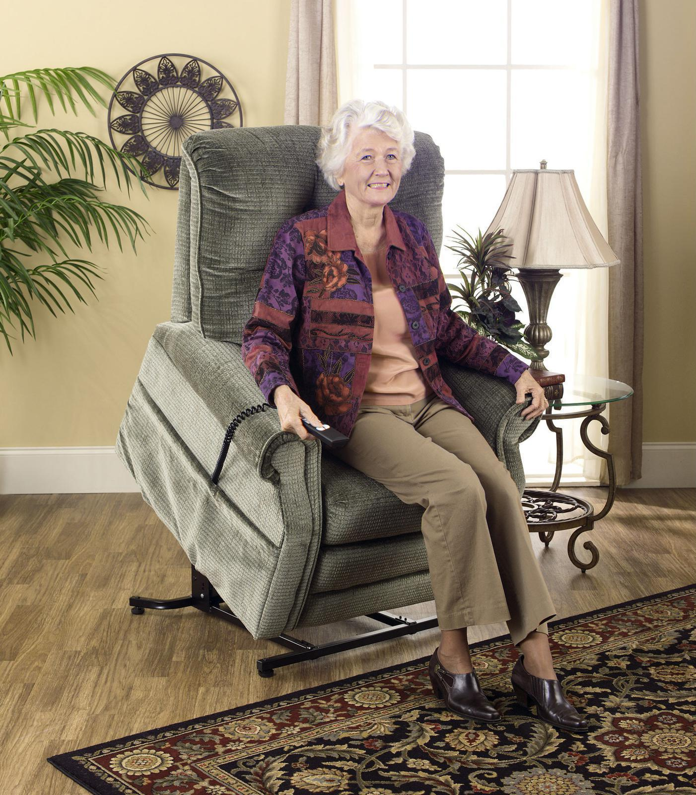Lift Chairs and Electric Lift Chairs at Mobility First Inc