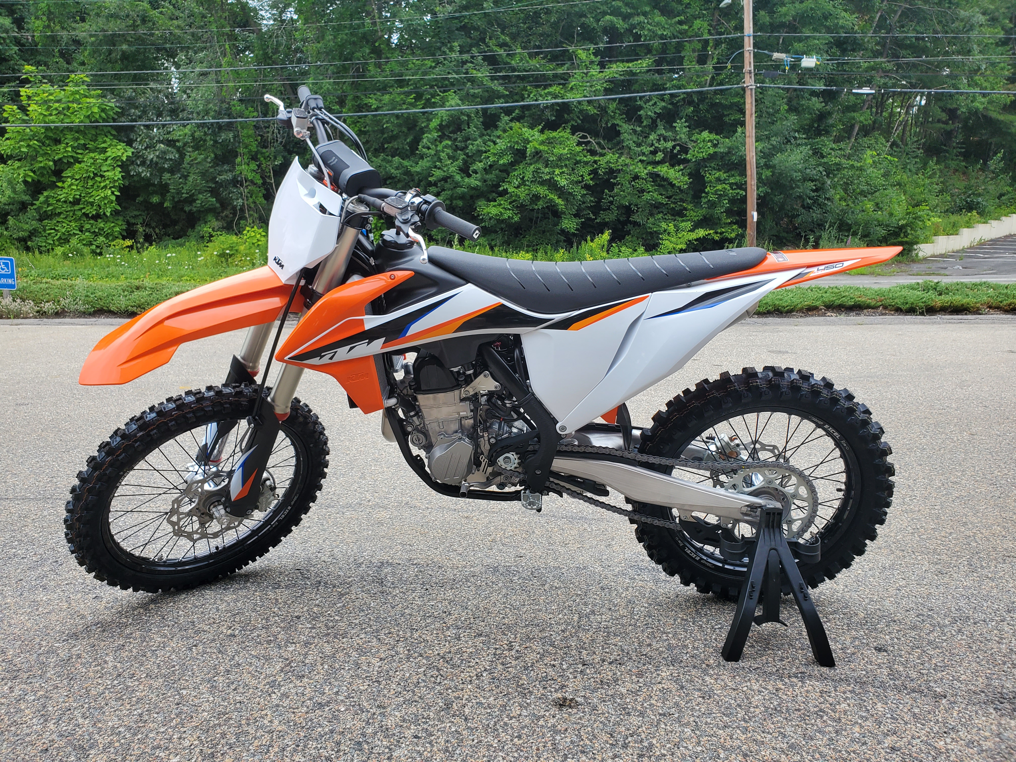 2021 Ktm 450 Sx F For Sale In Tyngsboro Ma Indian Motorcycle Of North Boston Tyngsboro Ma 978 251 0747