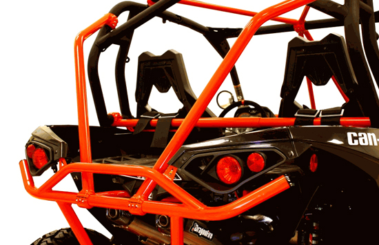 dragonfire racing utv rollcages
