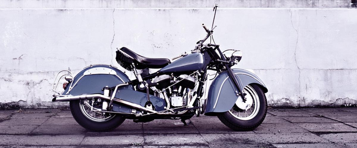 Vintage Motorcycle Repair Restoration