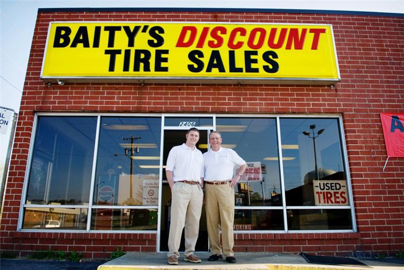 Used Tires Greensboro Nc >> About Baity S Discount Tire Sales Inc In Greensboro Nc