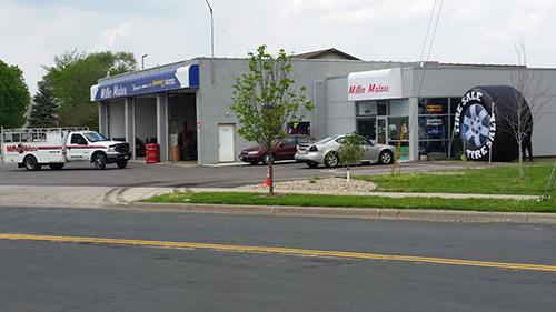 Mankato Car Dealers >> Miller Motors Tire Center Mankato Mn Tires And Auto Repair Shop