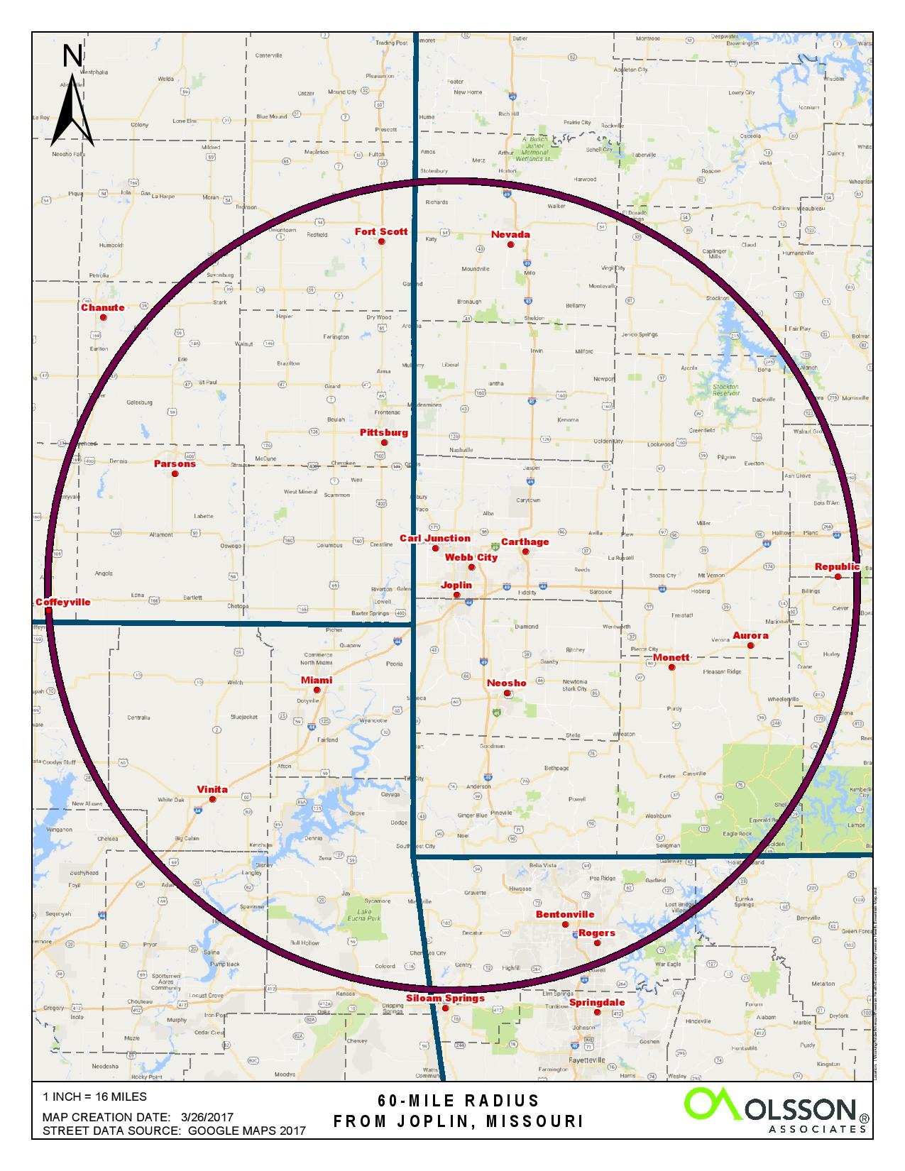 Neosho Missouri Map.Map And Driving Directions Health Essentials Joplin Mo 800 437 4471