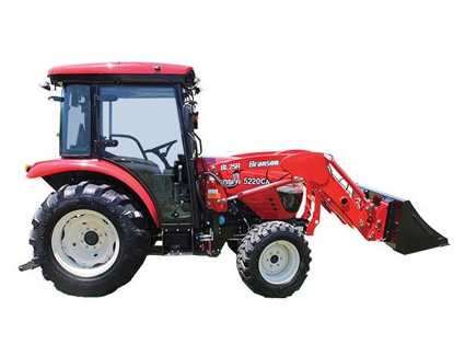 Branson 20 Series: Compact Cab Tractor
