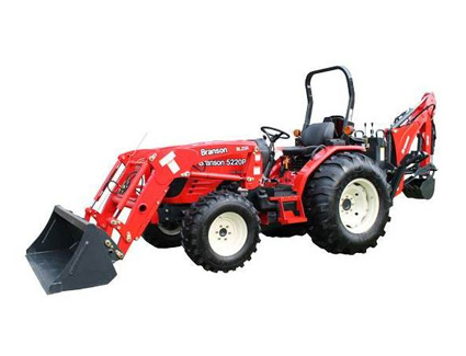 Branson 20 Series: Open Station Tractor