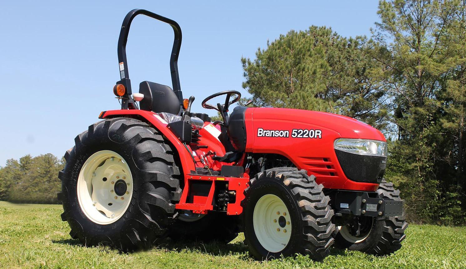 Branson 5220R Tractor Midstate Turf & Tractor, LLC