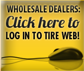 Wholesale Dealers: Click here to log in to TireTrader!