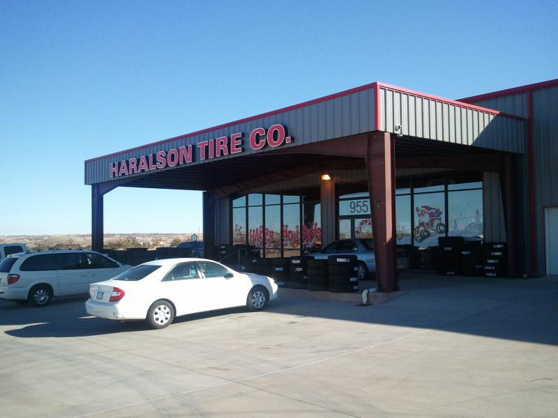About haralson tire co tire pros in safford az and for Auto painting az