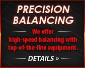 Precision Balancing. 
