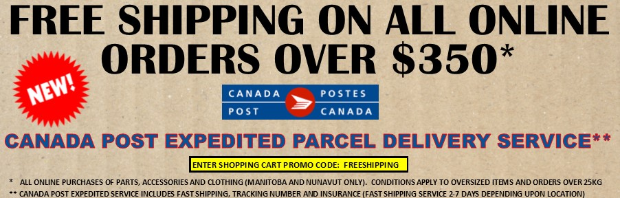 FREE SHIPPING ONLINE ORDERS OVER $350