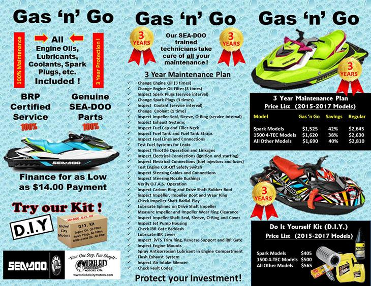 Gas n Go Sea-Doo