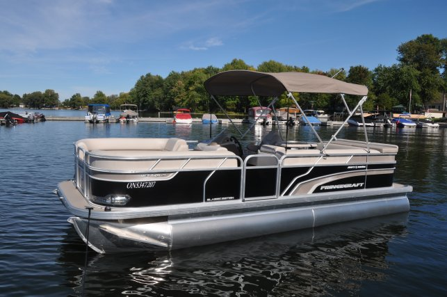 2018 Princecraft VECTRA 21 TRI TOON for sale in Carleton
