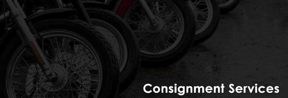 Powersports Consignment Services