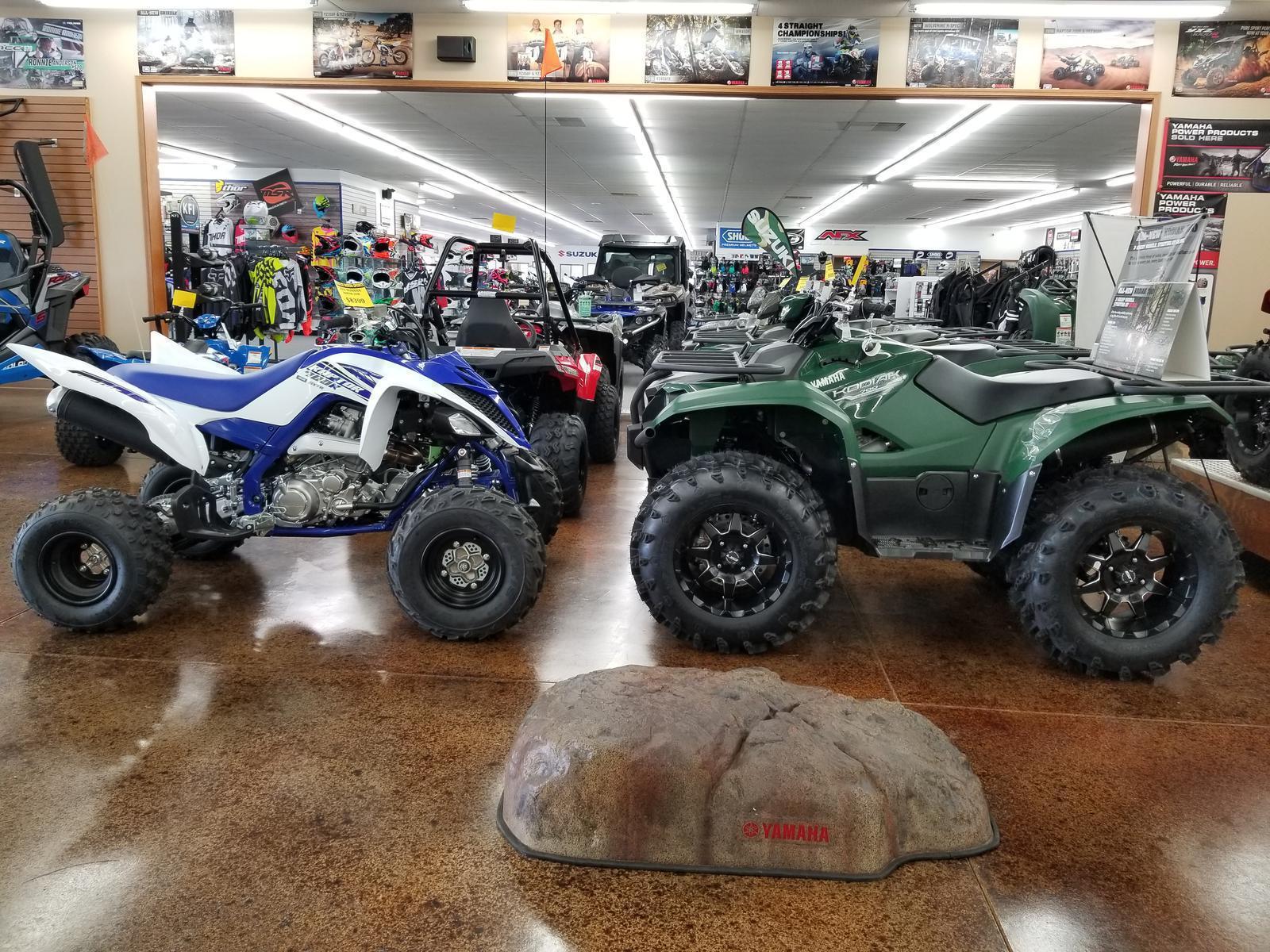Yamaha Side By Sides ATVs YXZ1000 Wolverine Viking