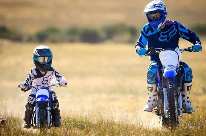 Yamaha Off Road Dirt Bikes