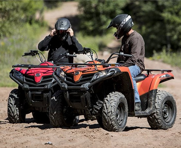 Click Here to Shop CFMOTO ATVs