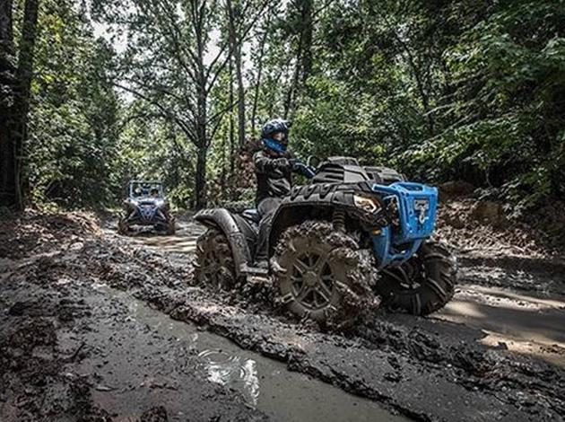 Polaris Sportsman Mud & Sport ATV's