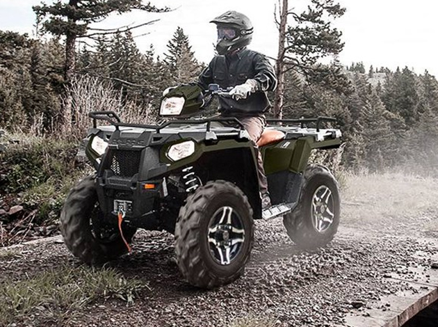 Polaris Sportsman Recreation / Utility ATV's