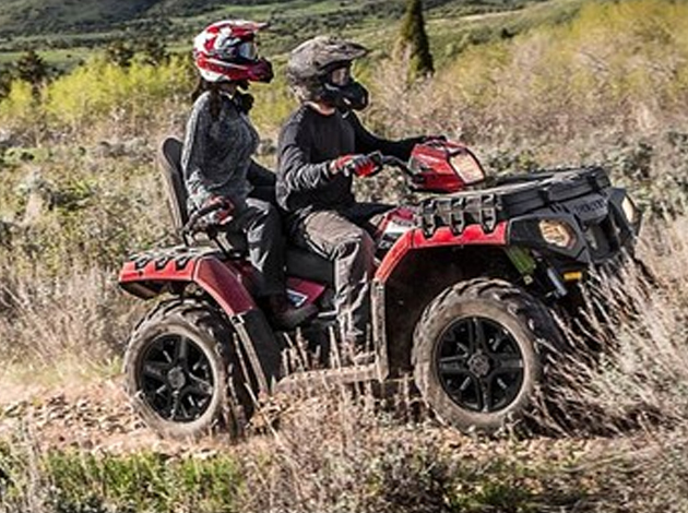 Polaris Sportsman 2 Up & Utility ATV's