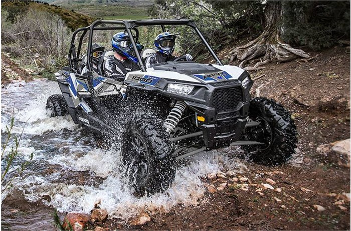 Polaris RZR 4-Seat Side by Sides