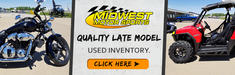 Shop For Used Motorcycles & ATVs!