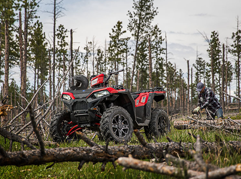 Sport/Utility ATVs