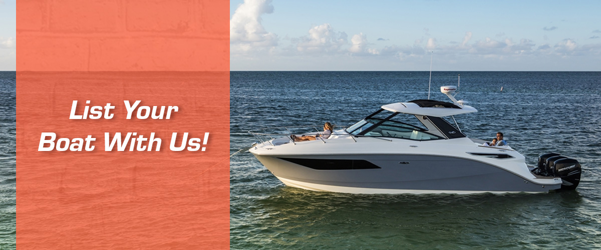 Sell Your Boat With Walstrom's