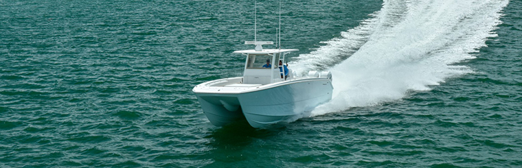 Invincible 40' Cat