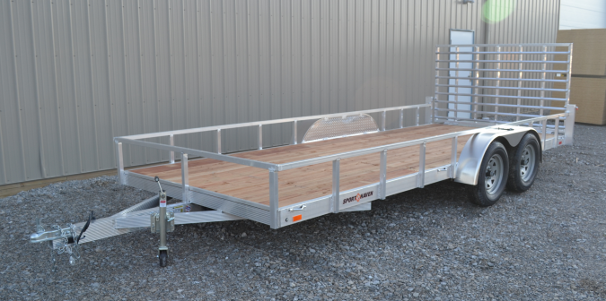Sport Haven Open Trailers