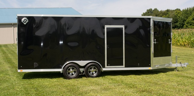 Sport Haven Cargo V-Nose Trailers