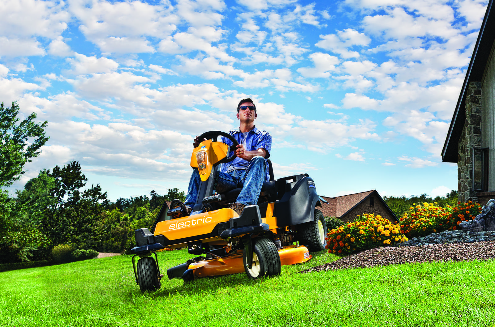 Cub Cadet Equipment