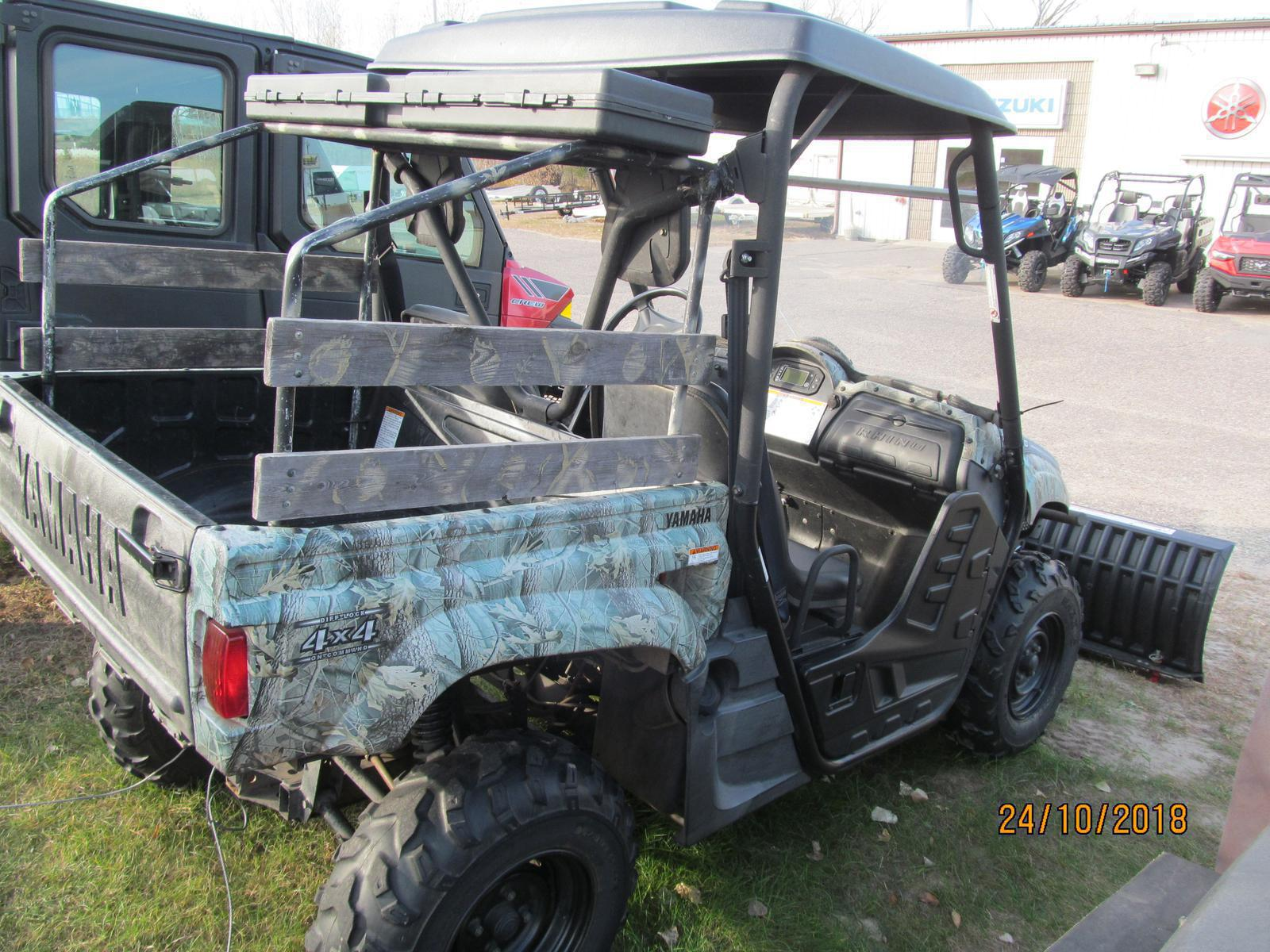 2007 Yamaha Rhino 660 4wd Hunter For Sale In Baxter Mn Brothers Fuel Filter Location Used Sxs 043