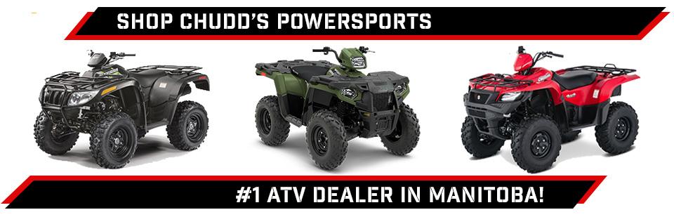 Shop ATVs at Chudd's Powersports