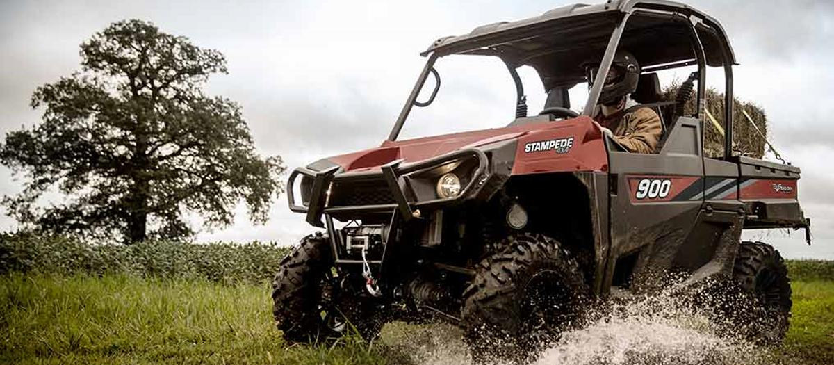 Manitoba's #1 Dealer for Textron Off-Road Vehicles