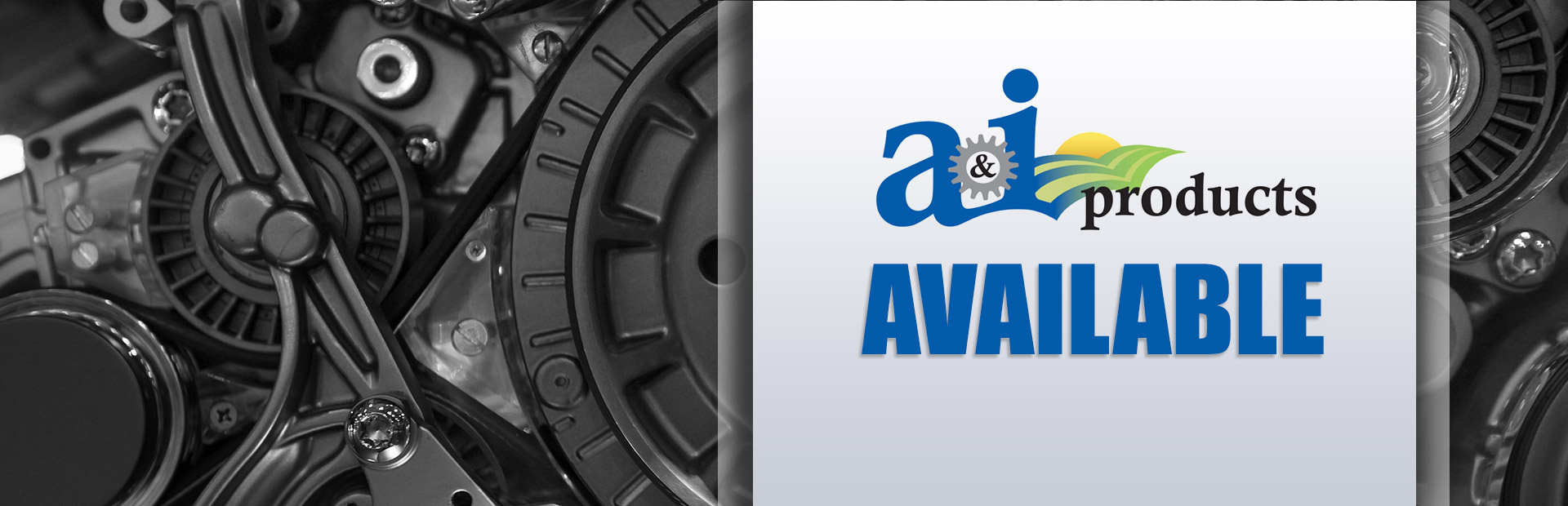 A&I Products Available: Click here for details.